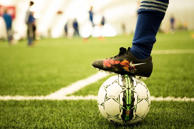 pojan jalkapallo