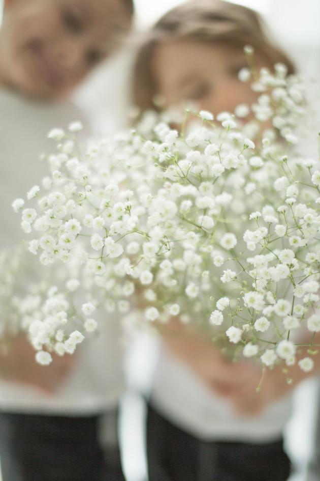 äidille kukkia
