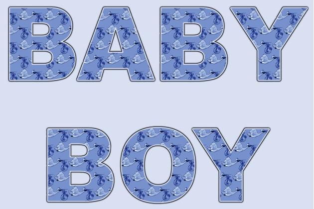 Baby boy- teksti