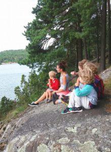 Road Trip lasten kanssa, vinkkejä helppoon matkantekoon