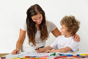 Syyt miksi äiti-poika suhde on niin tärkeä