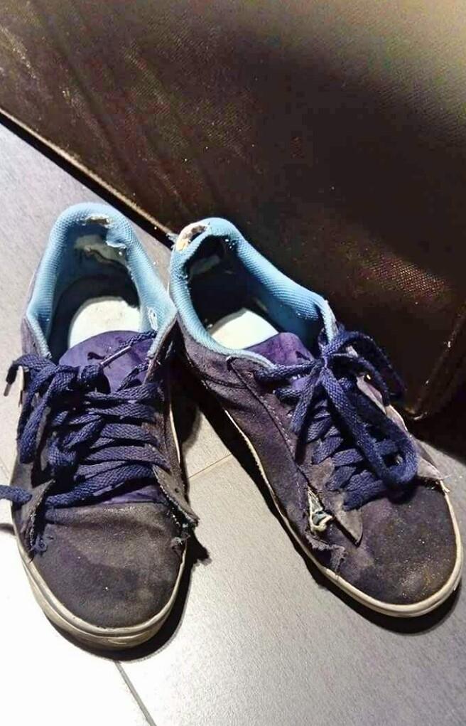 pojan kengät