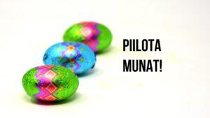 Parhaat piilopaikat pääsiäismunille