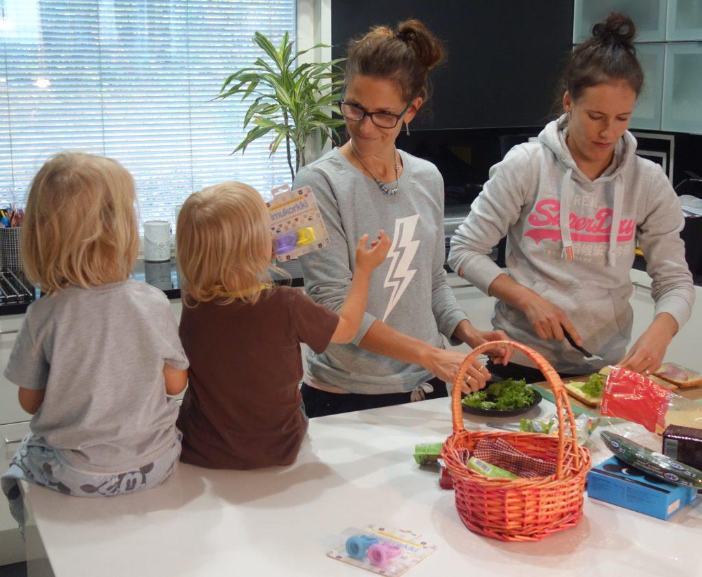 Imukorkki vauvojen sosepusseille / Vaapero Lastentarvike