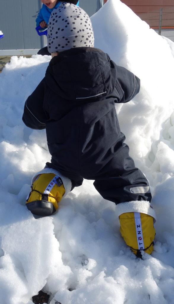 Talvi tulee. Näin puet lapsen oikein pakkasella - Poikien Äidit 2520f864e3