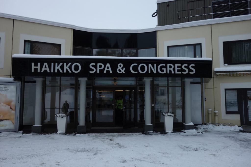 haikon hotelli