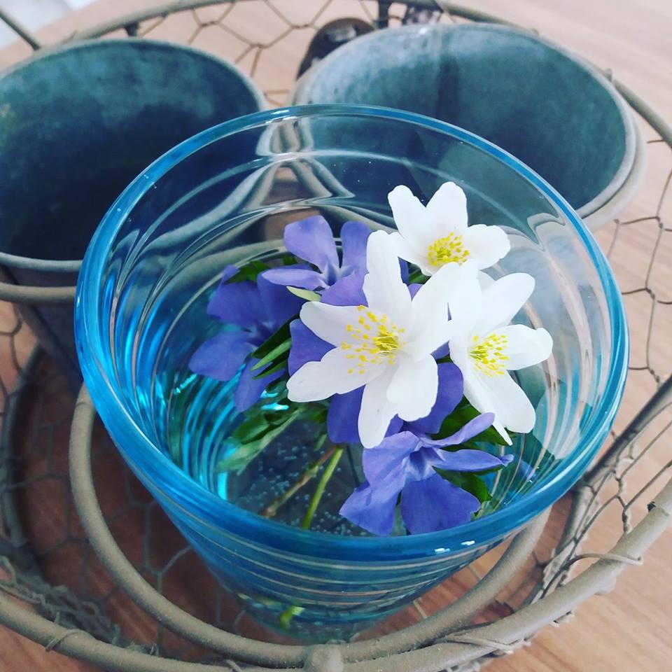 Kukkia äidille