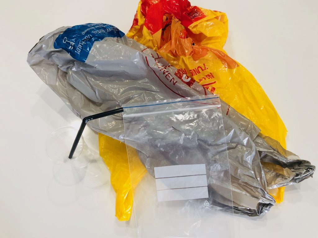 Turhaa muoviroskaa