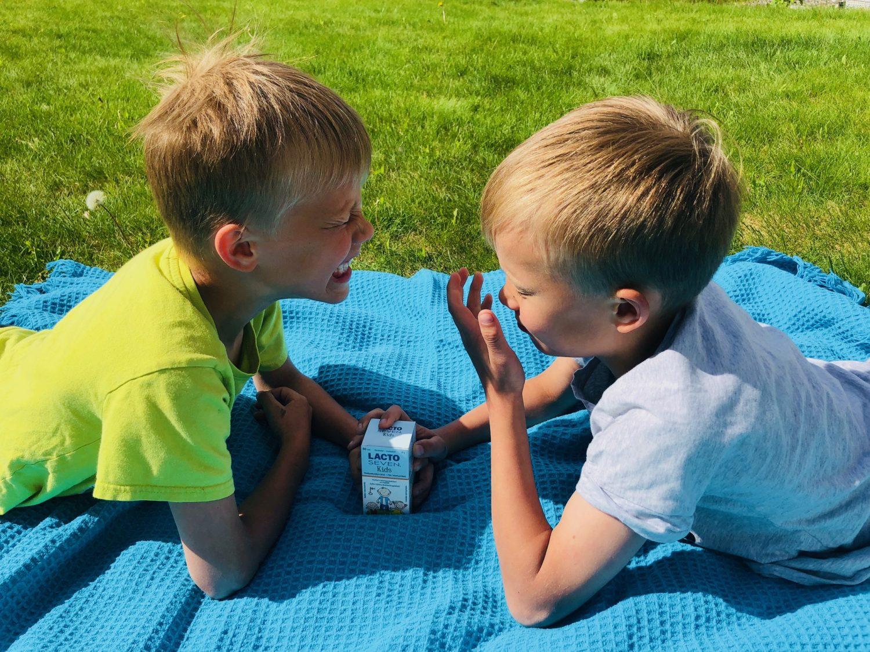 Lacto Seven Kids maitohappobakteeri / Vitabalans