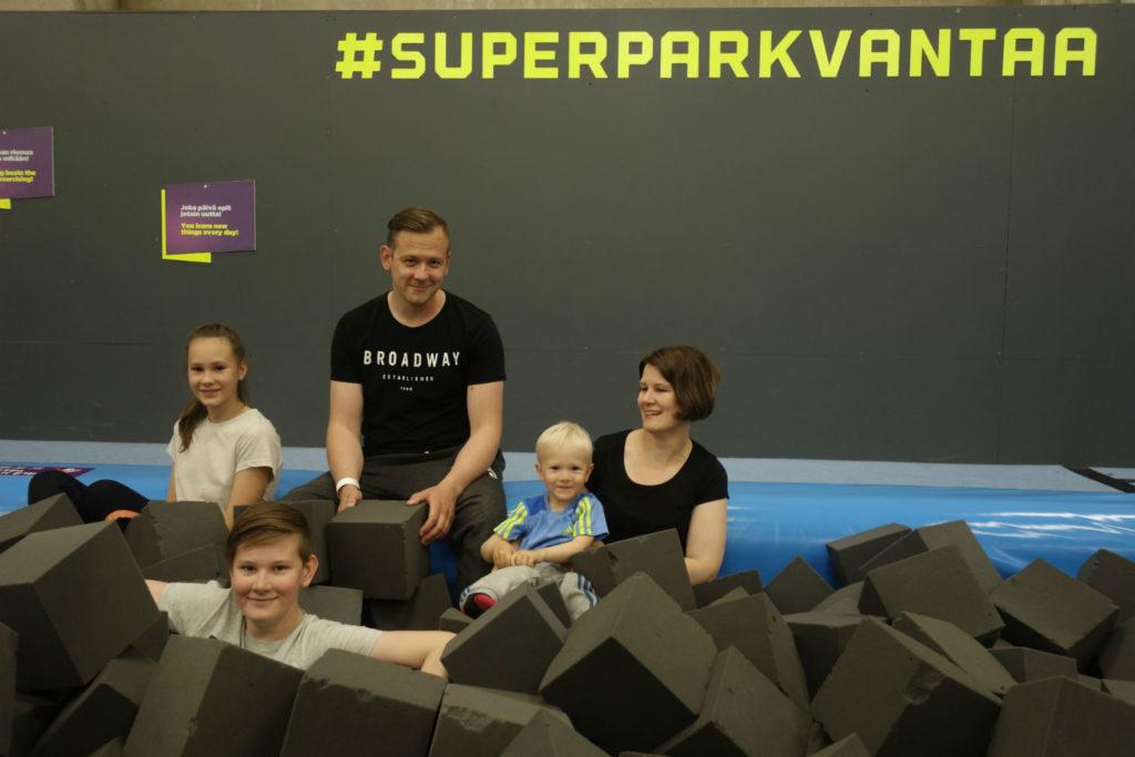 Sparkkaus / Superpark