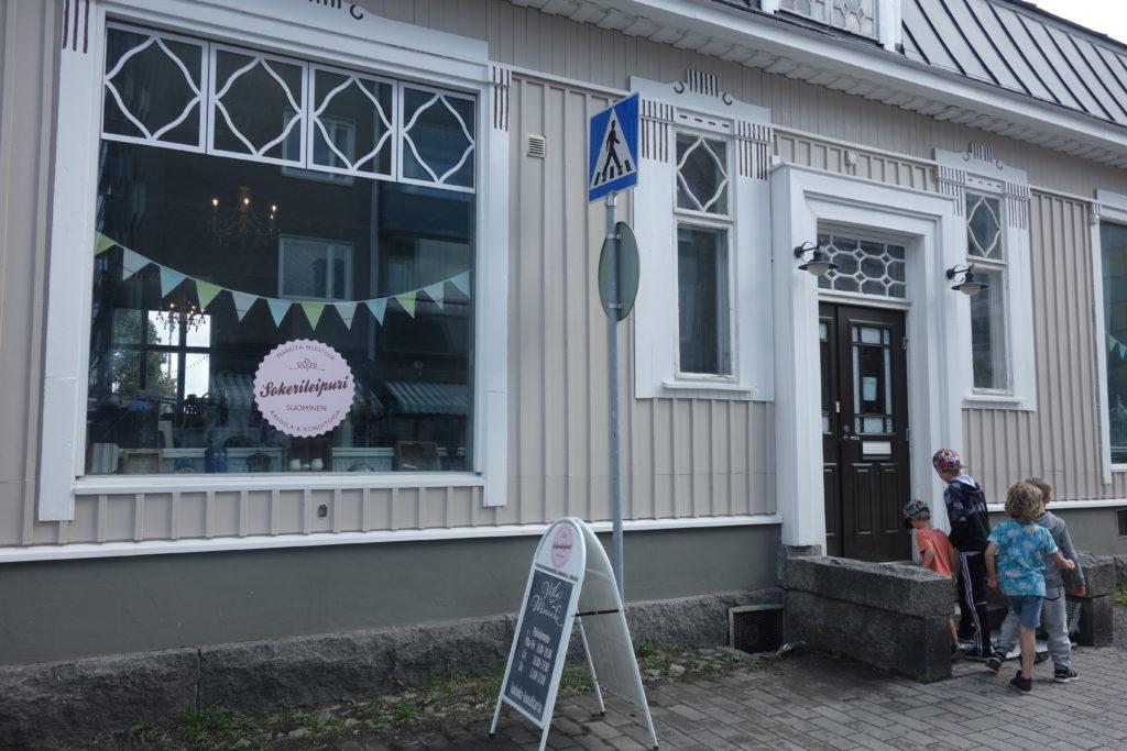 Kahvilat Hämeenlinna
