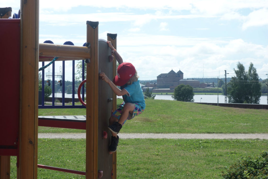 Hämeenlinna -tekemistä lapsiperheille