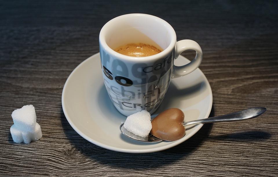 äidin kahvi