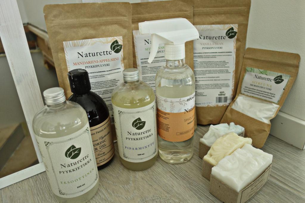 ekosiivous tuotteita