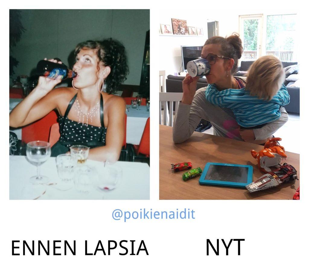 ennen ja nyt