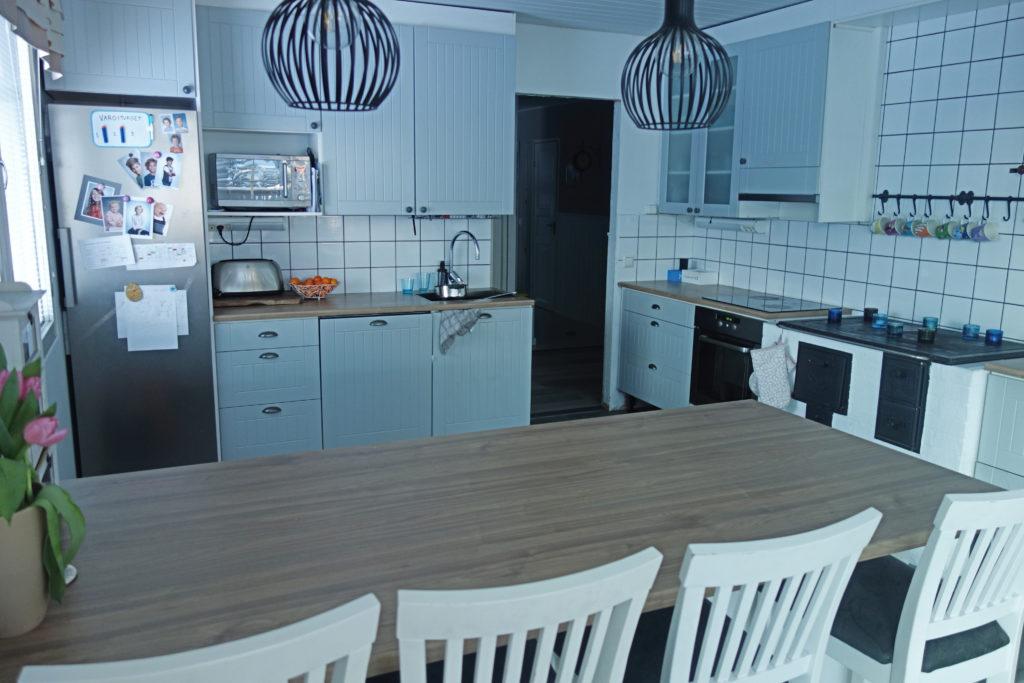 keittiön saareke