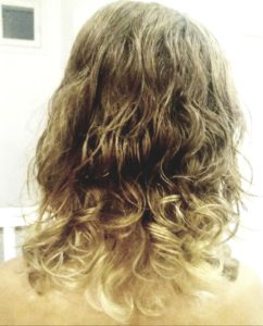Curly boy method (kiharat vähän helpommin, myös tytöille)