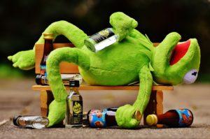 Milloin alkoholi on ongelma? Tein itselleni testin.