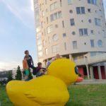 AHHAA Tiedekeskus- tekemistä lapsille Virossa