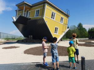 Lasten kanssa Viroon -edullinen Tartto