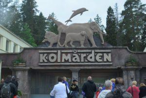 Matkapoikien matkassa Kolmårdenissa