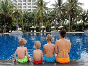 Thaimaa kesällä -hitti vai huti?