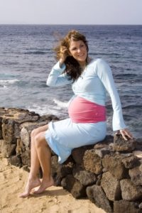 Kun sain potkut raskauden takia