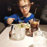 Onko lasten paikka ravintolassa?