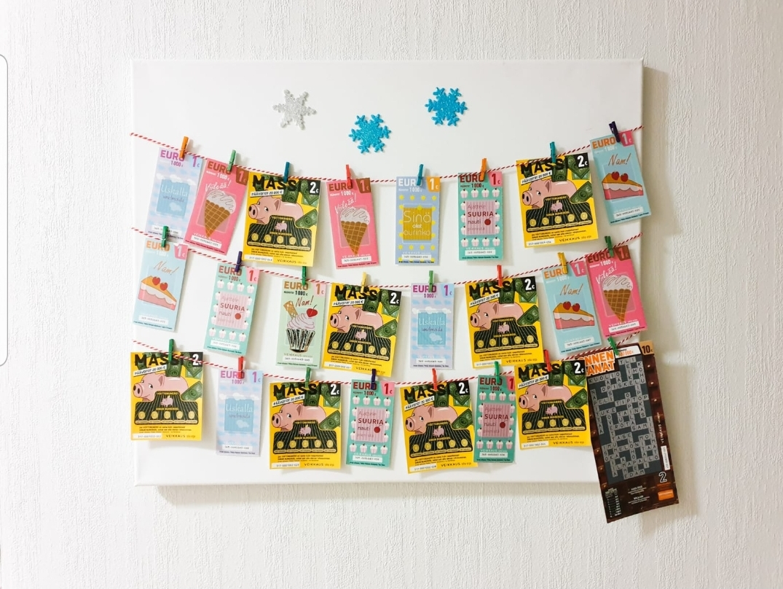 Teinille joulukalenteri ideoita