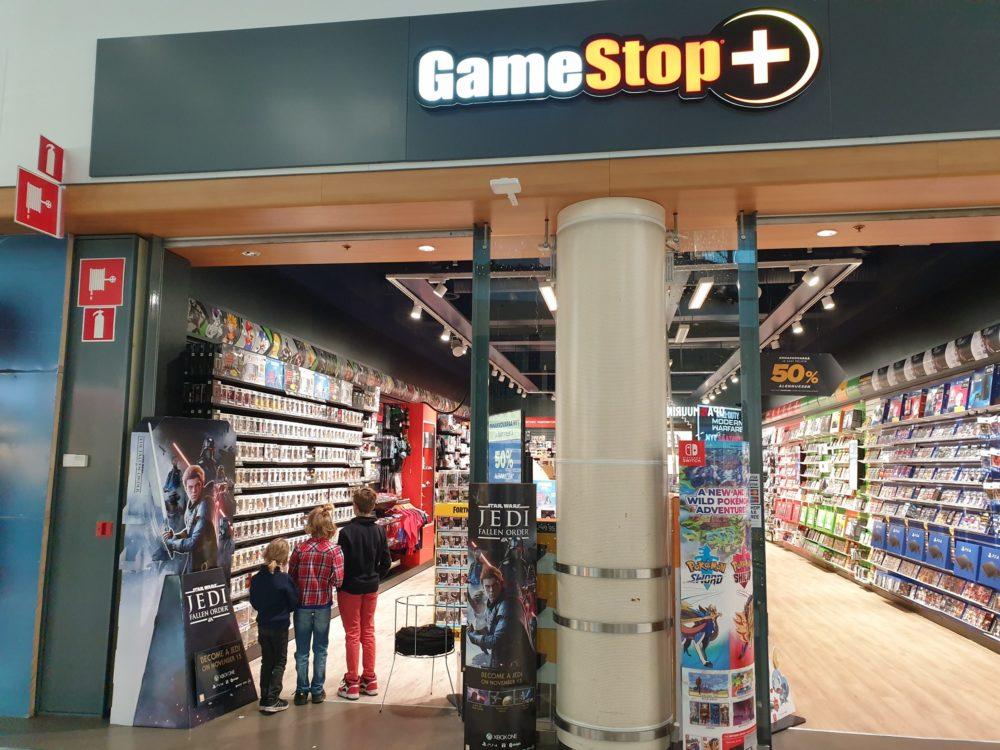 Jumbo pelikauppa
