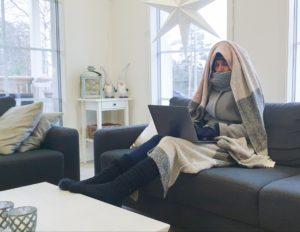 Palelen kotonani, koska mieheni on termostaattidiktaattori