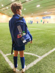 Urheilevan lapsen välipala -tällainen sen pitää olla
