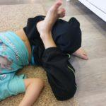 Lapsen kantapääkipu ja sen helppo hoito