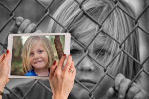 Vieraannuttaminen: Exäni vei lapseni