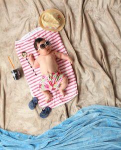 Onko lapsi pelkkä äidin pikku somiste?