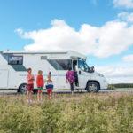 Asuntoauto perheelle -se oli kesän paras idea