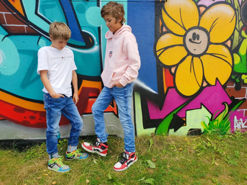 nuorten poikien vaatteet