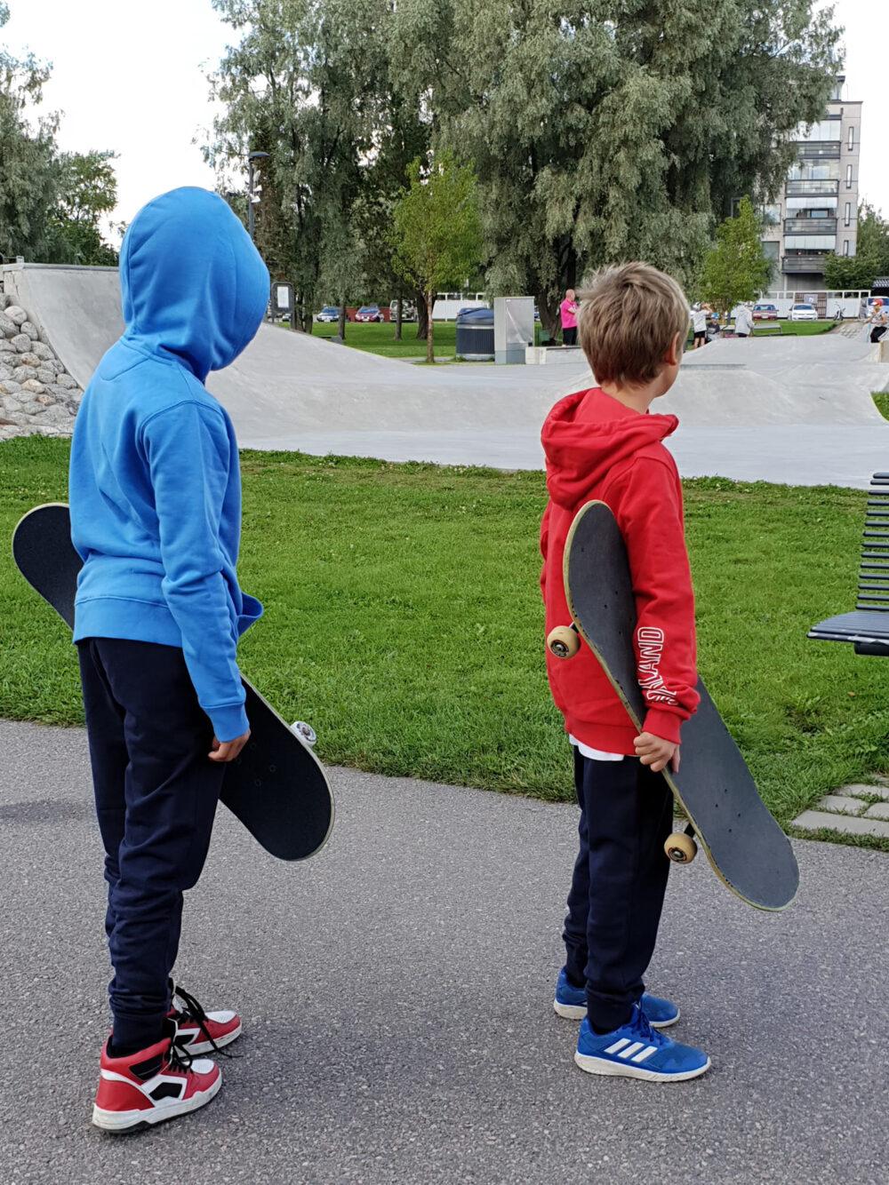 Ei lapsi eikä teini, 12 vuotiaan pojan elämä ei ole helppoa