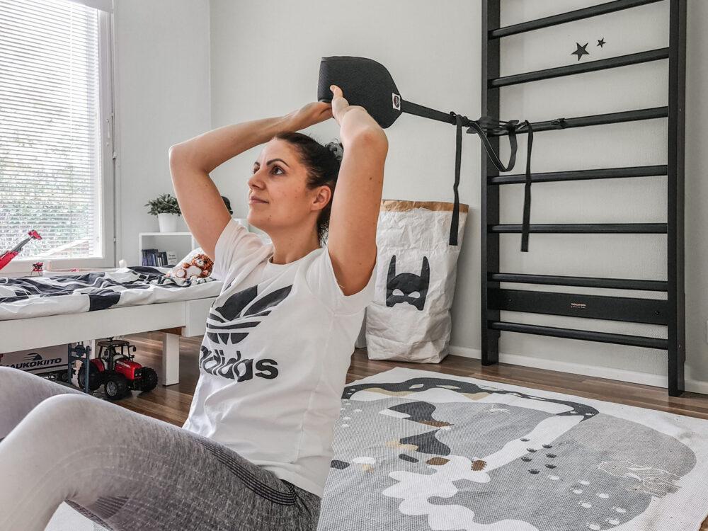 Niskat kivuttomaksi helposti kotona