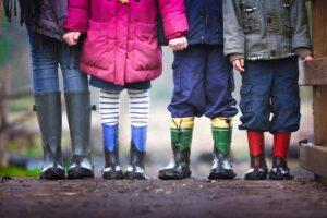 Mitä lapsi tarvitsee päiväkotiin?