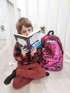 Read more about the article Millainen kirja kiinnostaa poikia?