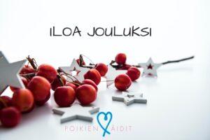 Read more about the article Miten auttaa jouluna? Iloa jouluksi-tempaus ja muut tavat