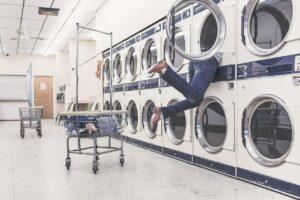 Vinkit toimivaan pyykkihuoltoon