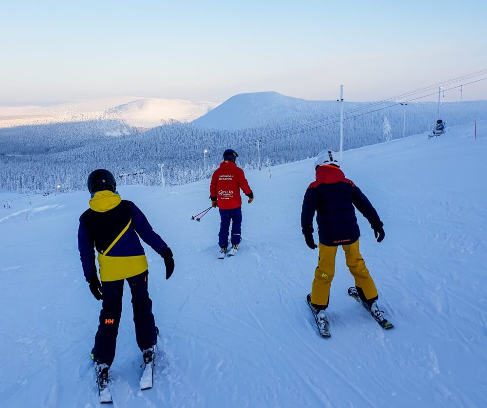 Ylläs hiihtokoulu