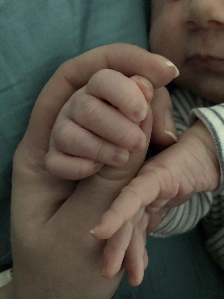 vauvavuoden vaiheet
