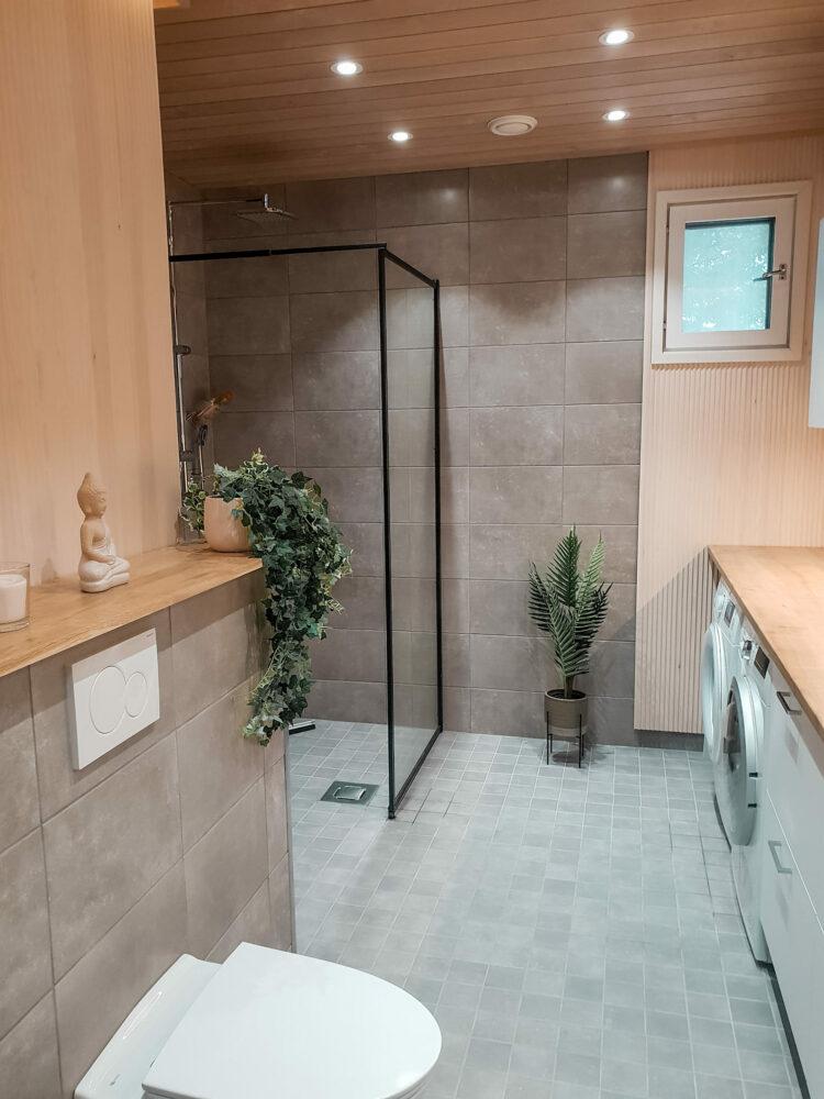 kylpyhuone reontti