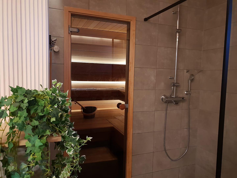 valaistus sauna