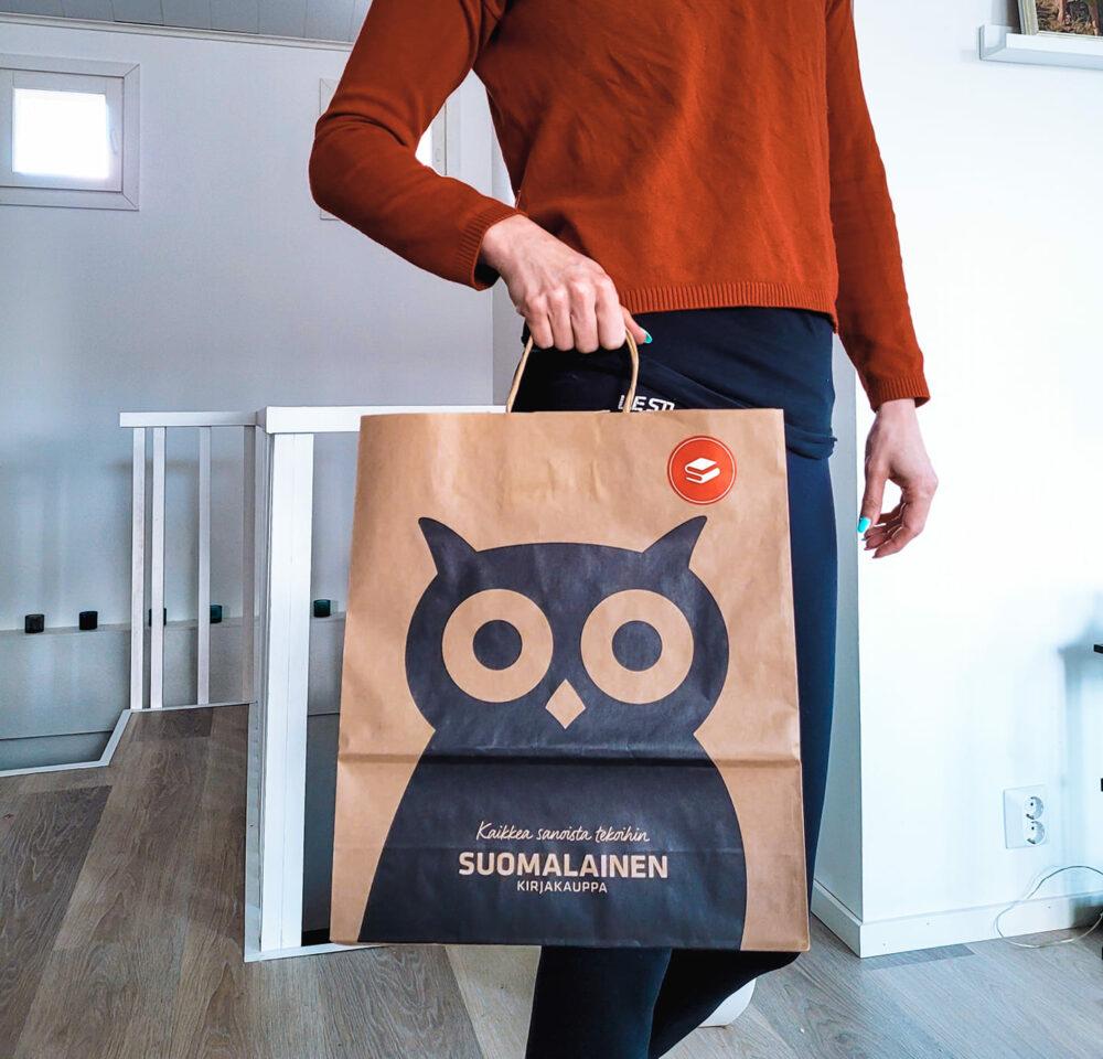 askartelu suomalainen kirjakauppa