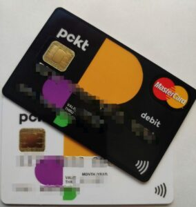 Read more about the article Oma pankkikortti lapselle – suosittelen!