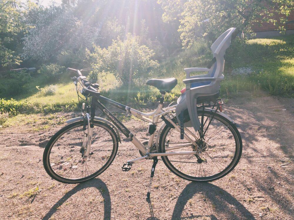 Pyöräillään
